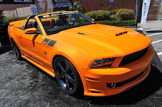 2014 Saleen S351 Supercharged Mustang