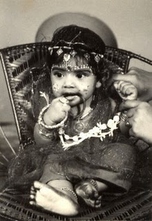 Bipasha Basu Childhood Pictures