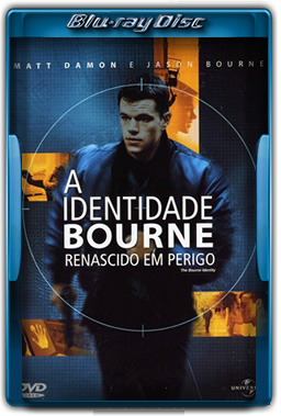 A Identidade Bourne Torrent Dublado