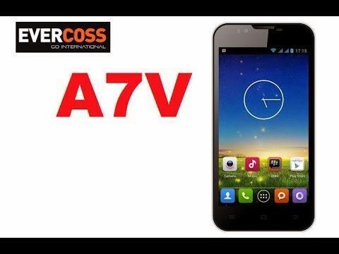 spesifikasi harga evercross A7V