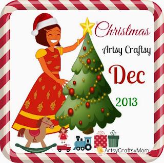 http://www.artsycraftsymom.com/2013/12/artsy-craftsy-dec-2013-christmas-crafts.html
