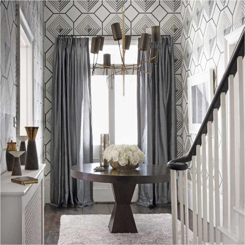 Hallway Decorating Ideas: Let's Decorate Online: Welcoming Guests With An Inviting Foyer