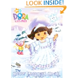 The Snow Princess Spell Dora Explorer Deluxe Coloring Book Discount