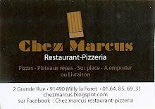 CHEZ MARCUS - RESTAURANT PIZZERIA