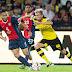Borussia Dortmund fecha turnê asiática com mais uma goleada