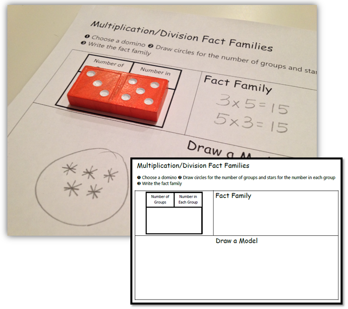 Multiplication And Division Projects 3rd Grade - division ...
