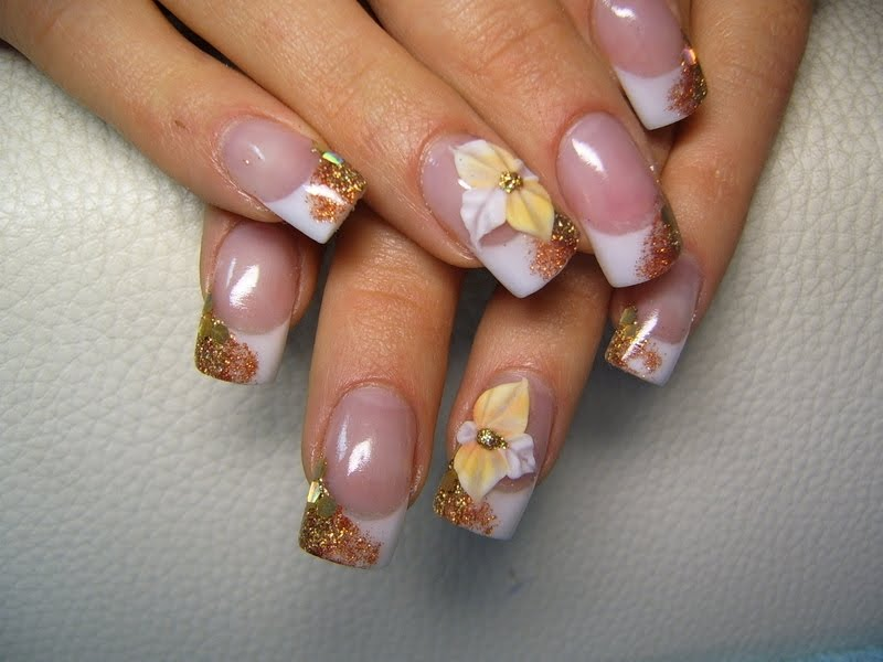 Colorful Fall Nail Art Ideas - News fashions Asian
