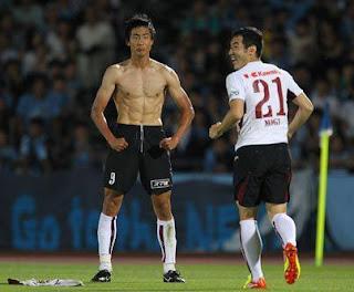 Ken Tokura, el Balotelli japones
