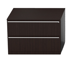 Modern Lateral File Cabinet