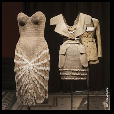 Expo Azzedine Alaia Palais musée Galliera musée de la mode Paris couturier  inspiration Afrique