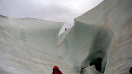 Libro evidencia en imágenes el impactante retroceso de los glaciares en Chile
