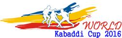 World Kabaddi Cup 2016