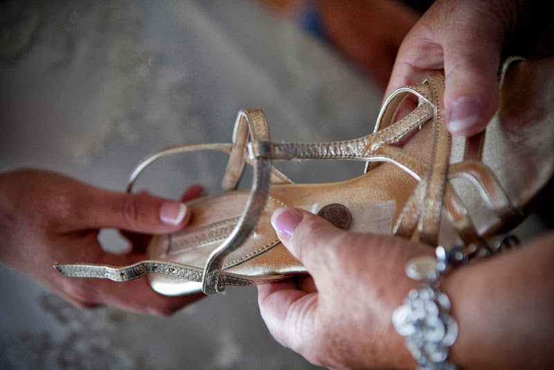 One Of The Most Well Known Wedding Traditions From Sweden Takes Place Before Bride Arrives To Church A Silver Coin Is Placed In Left Shoe By