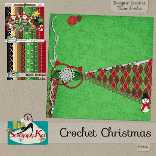 Crochet Christmas by The Scrappy Kat