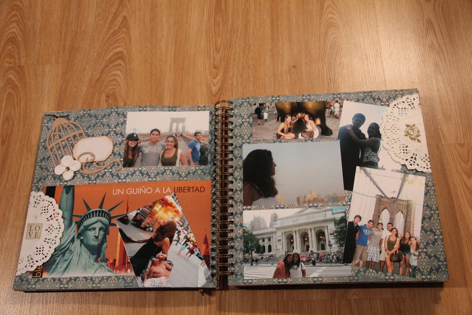Como decorar un album de fotos album creativo de poemas m - Como decorar un album de fotos ...