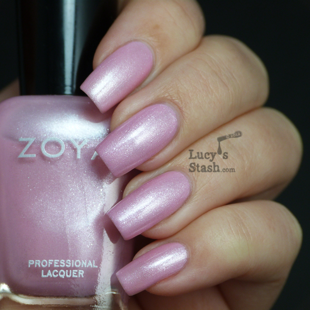 Lucy's Stash - Zoya GeiGei