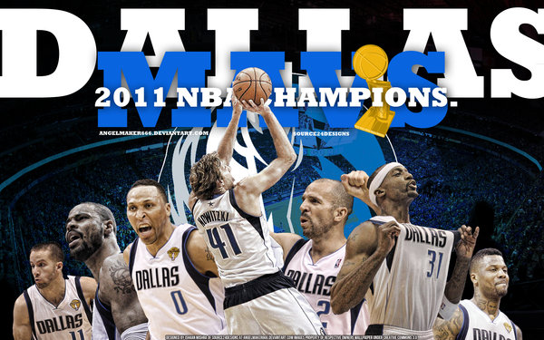 mavericks 2011 championship