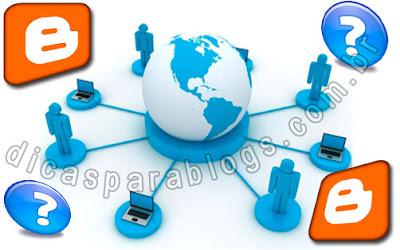 ajuda para blogs