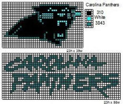 Crochet Patterns For The Viking Football Team - Online