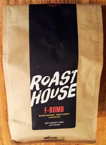 F-Bomb By Roast House Coffee