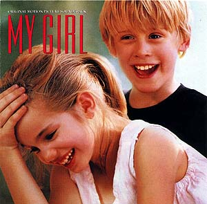 Mi chica, con Macaulay Culkin