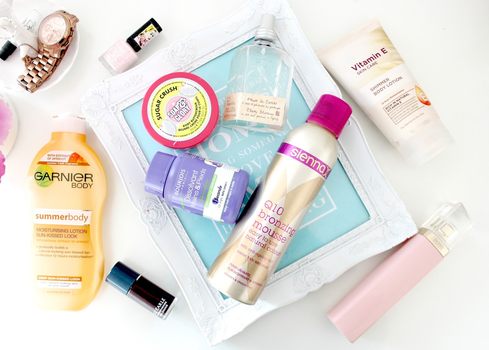 Favourite Body, Tanning and Fragrance products of 2014, Favourites of 2014, Favourites of 2014 Beauty Blog
