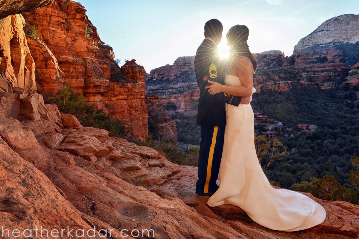 Heather Kadar Photography Sedona Wedding Photographer Enchantment Resort