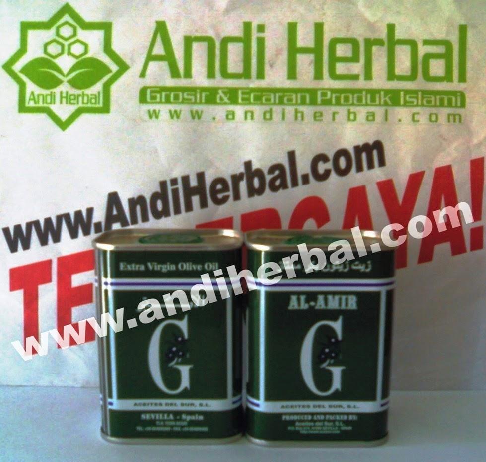 Minyak Zaitun Extra Virgin Olive Oil Al Amir 175 ml Andiherbal.com