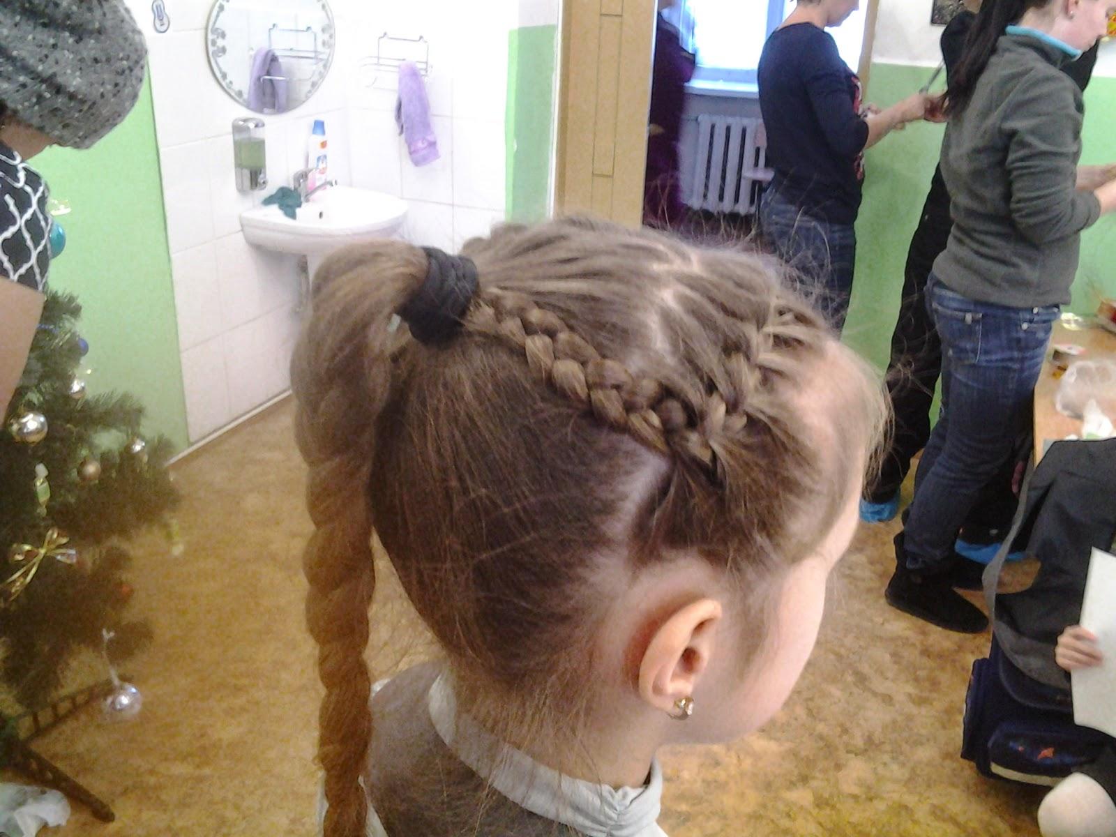 Причёски для бальных танцев с фото 39