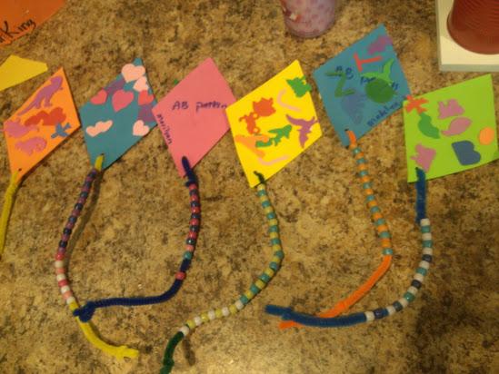 Preschool Fun: Preschool letter Kk activities