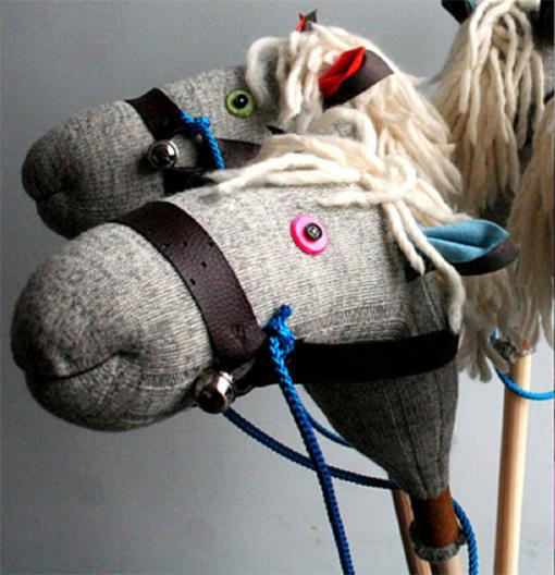 Сделать лошадь своими руками на новый год