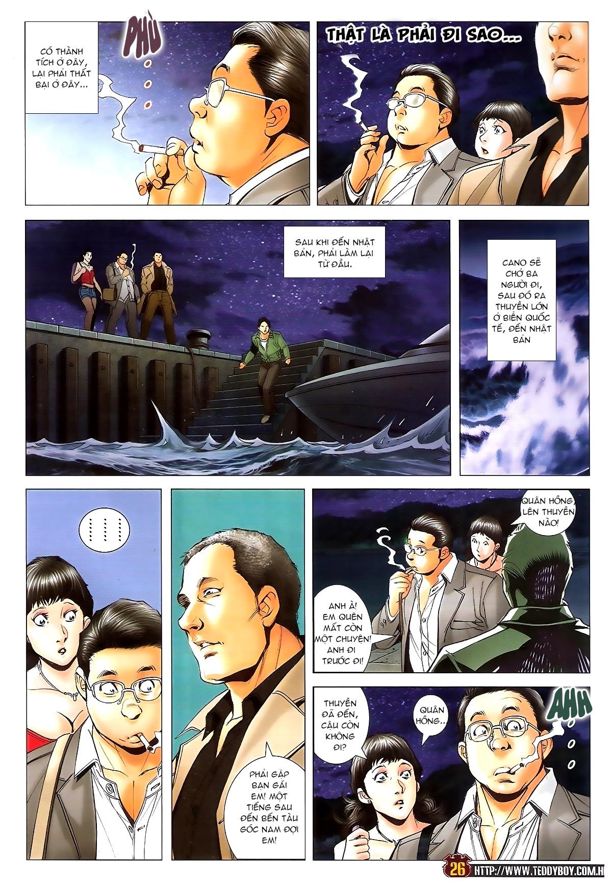 Người Trong Giang Hồ Chap 1705 - Next Chap 1706