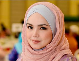 Biodata Lengkap Siti Nurhaliza Wanita Profesional Berparas Cantik