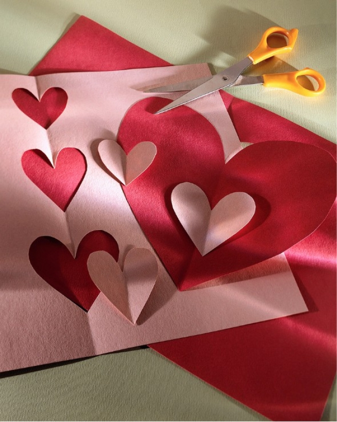 valentines day art and crafts 2016, Ideas