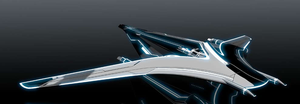 The Art of Tron: Uprising (Part 2 of 4): Vehicles and ...