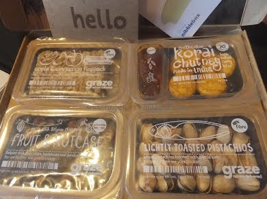 Try Graze Box for Free
