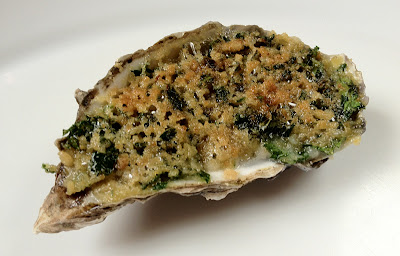 breaded oyster