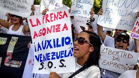 La messinscena del regime venezuelano