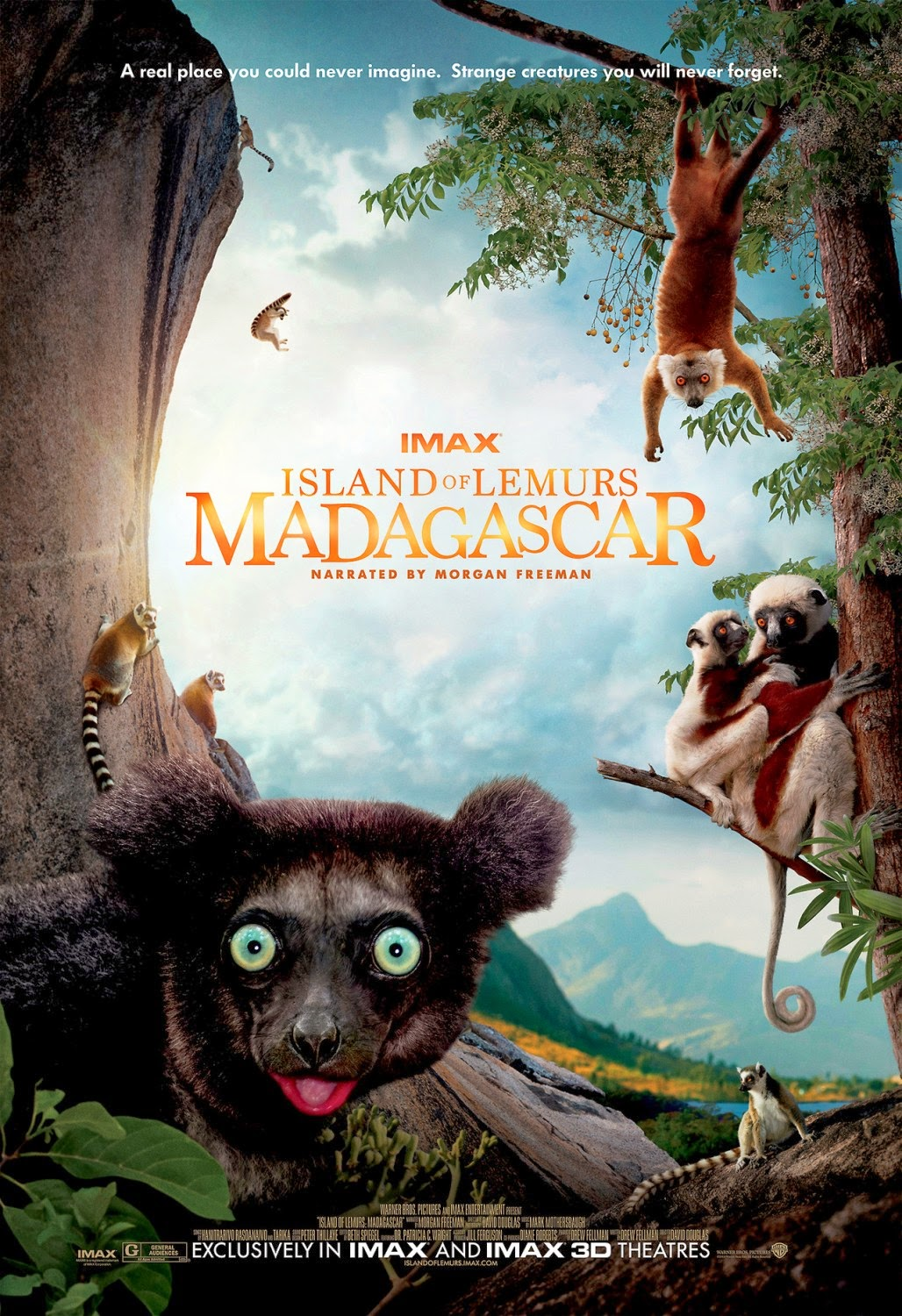 Watch Island Of Lemurs: Madagascar Online Free