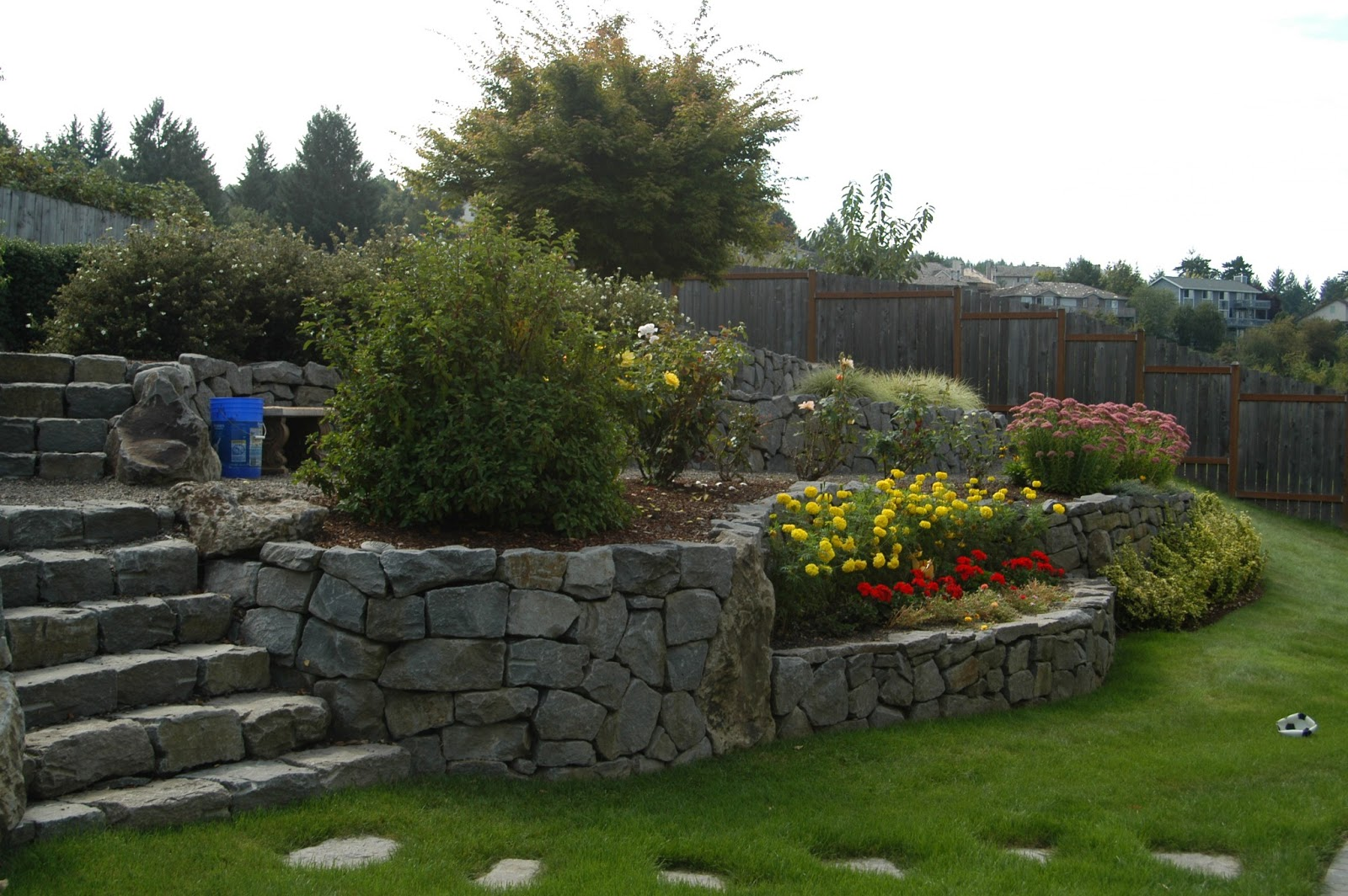 Sloping Front Yard Landscaping Ideas Part - 40: Sloping Front Yard Landscaping Ideas