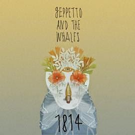 Geppetto And The Whales debut single 1814