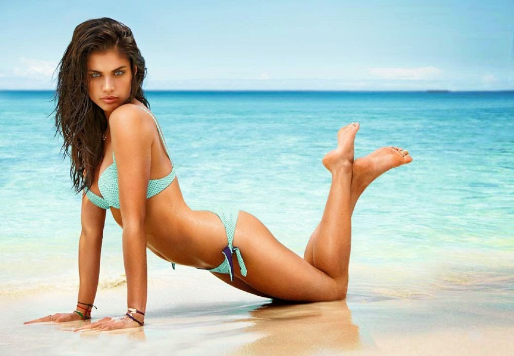Sara Sampaio Hot Photos | The Wallpapers World Sports Illustrated Swimsuit 1991