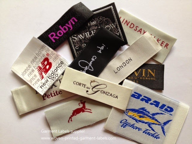 Woven Labels for handmade Items