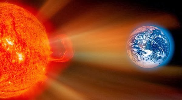 Waspadai, Badai Matahari Besar Bisa Hantui Bumi pada Tahun 2014