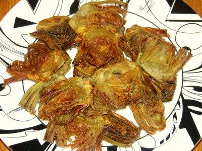 Reblogz ndolo todo alcachofas con for Como cocinar navajas frescas