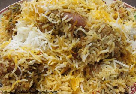 Hyderabadi chicken biryani recipe ultimate recipes collection hyderabadi chicken biryani forumfinder Images