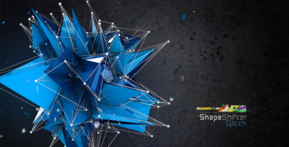 VideoHive Shapeshifter Glitch