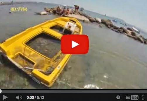 Βραυρώνα - μια όμορφη παραλία για μπάνιο