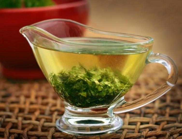 Molho de Ervas para Salada (vegana)