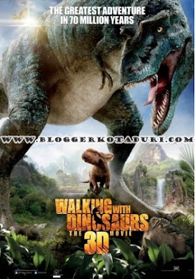 Sinopsis Film Walking With Dinosaurus